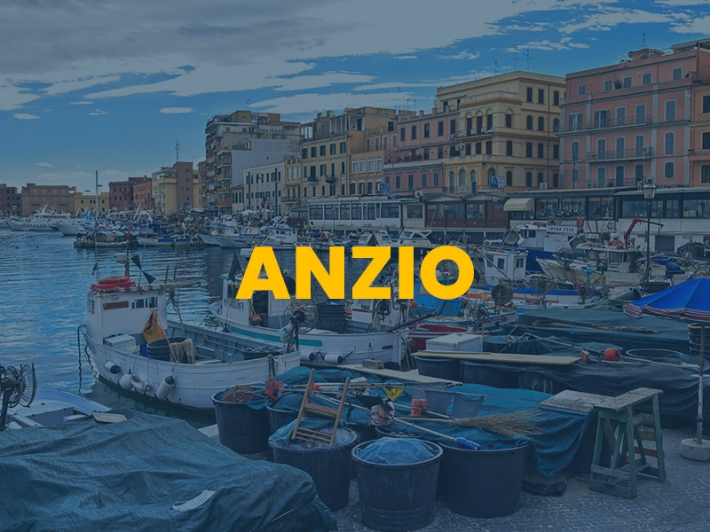 Anzio Anzio